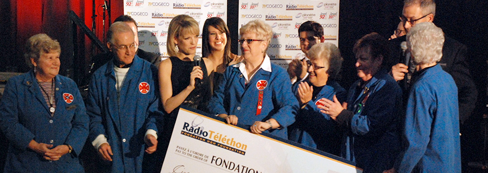 Photo of the HGH Radio Telethon