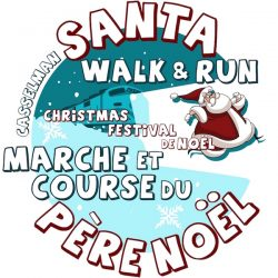 Casselman Santa Walk & Run logo