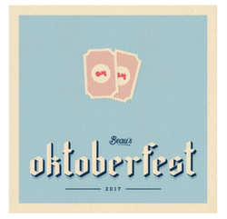 Beau's Oktoberfest 2017 logo