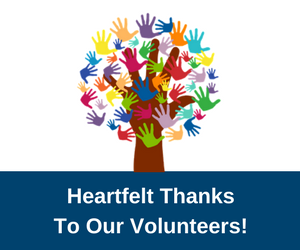 HGH Foundation says thank you to its volunteers