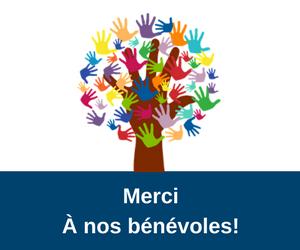 La Fondation HGH remercie ses bénévoles