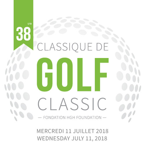 38th HGH Golf Classic is on July 11