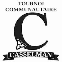 Logo du Tournoi communautaire de Hockey Casselman