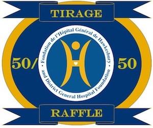 HGH Foundation 50-50 Raffle Logo