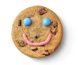 Biscuit Sourire Tim Hortons