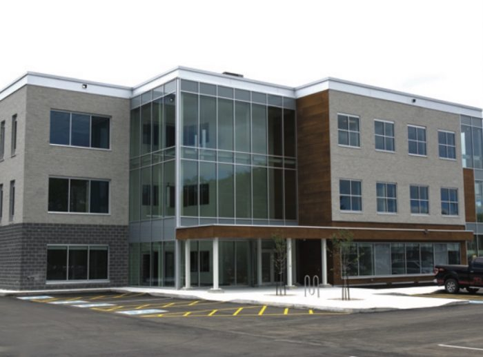 Opening Of New Mental Health And Addiction Regional Centre