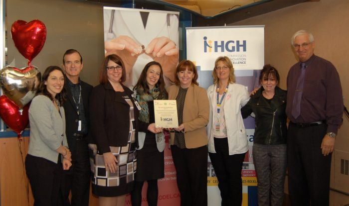 HGH Celebrates 10 years of Smoking Cessation with the Ottawa Heart