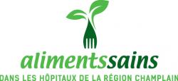 Logo d'Aliments sains dans les hôpitaux de la région Champlain