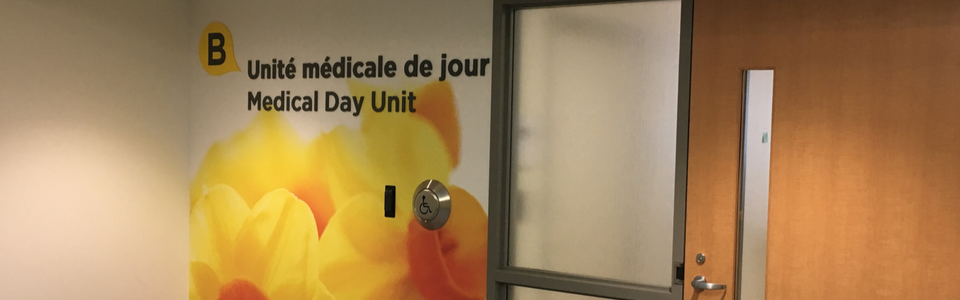 New Medical Day Unit at HGH