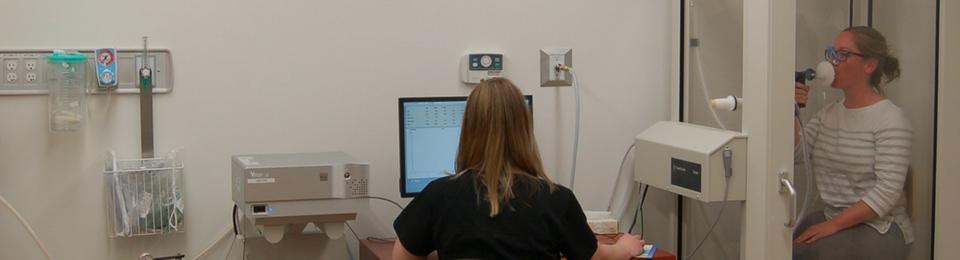 Programme de thérapie respiratoire