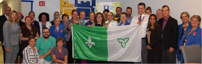 Franco-Ontarian Day Celebration