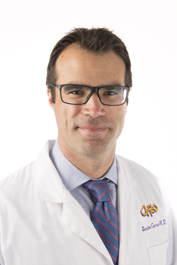 Dr. Sasha Carsen